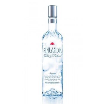 FINLANDIA VODKA 3/4. 70 CL.