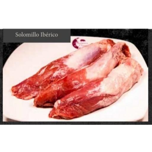 SOLOMILLO IBERICO PRECIO KG ( PESO APX PIEZA 350GR).