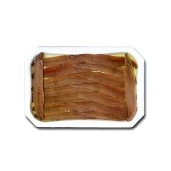 "ANCHOA CANT ""00"" R.F. EN ACEITE OLIVA 300 GR. NORAY"