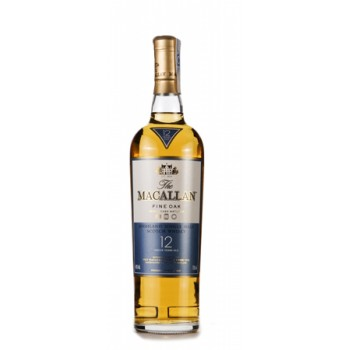 WHISKY MACALLAN 12 AÑOS 50 CL.