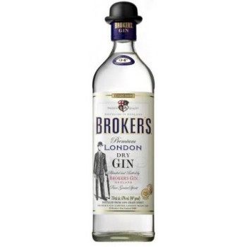 GINEBRA BROCKERS 70 CL 40º