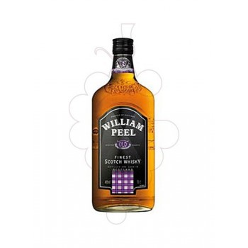 WHISKY W. PEEL BLACK 70CL
