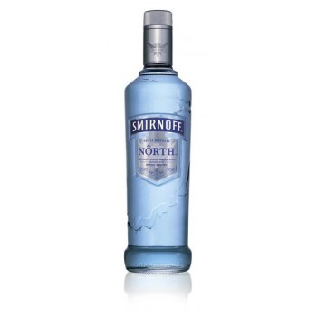 VODKA SMIRNOFF NORTH 70 CL